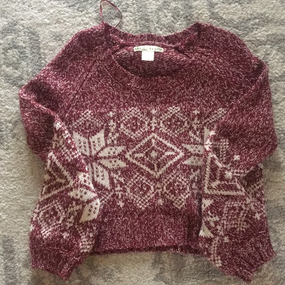 Sweaters - Comfy red sweater